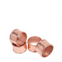 Кольцо для салфетки «Розовая медь»