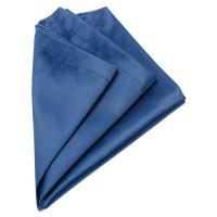 Салфетка синяя
